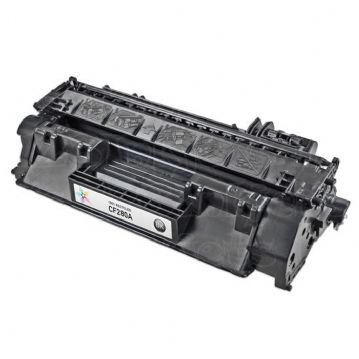 HP 80A Black Refurbished Toner Cartridge (CF280A)